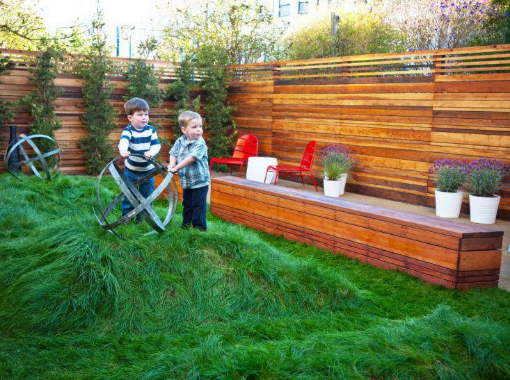 To Lawn Or Not To Lawn? With Kids, That Is The Question