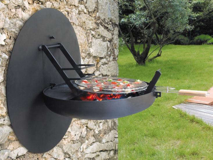 A Disappearing Act The Sigma Focus Wall Mounted Barbecue