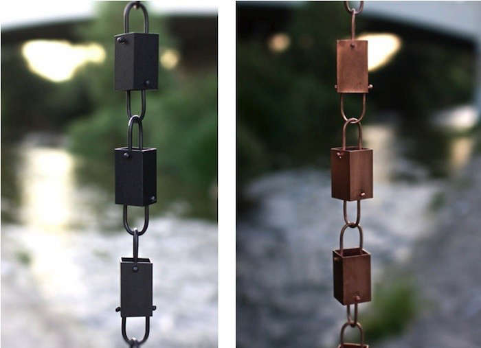 Good Cup Style Rain Chains