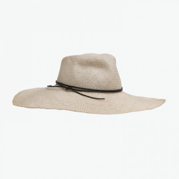 e9f1de0ad4f 10 Easy Pieces  Straw Hats - Gardenista