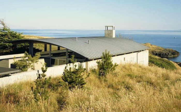 Hardscaping 101 Standing Seam Metal Roofs Gardenista
