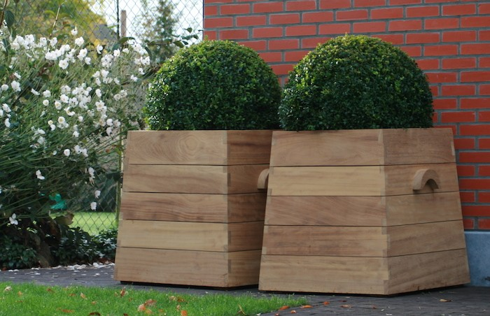 10 Easy Pieces: Square Wooden Garden Planters - Gardenista Wooden Planter Box Images on wooden garden, wooden fork box, wooden carpenter box, wooden water box, wooden toilet, wooden tree box, wooden light box, wooden tray box, wooden candle holder box, wooden truck box, wooden ottoman box, wooden tools box, wooden tile box, wooden art box, wooden coaster box, wooden window boxes planters, wooden tractor box, wooden outdoor planters, wooden plant box, wooden lantern box,