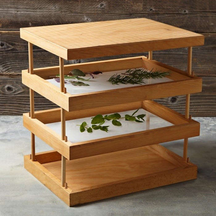 Exceptional 10 Easy Pieces: Herb Drying Racks