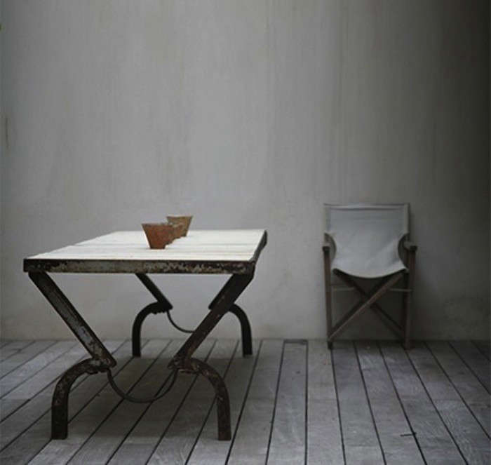 Guilt Free: Salvaged Patio Furniture With Style