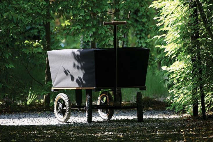 Above: Also From Atelier Tradewinds, The Canvas Version Of The Wagon Is  Rustproof, Rot Proof, And Waterproof, Made From Lightweight Aluminum,  Polyester, ...