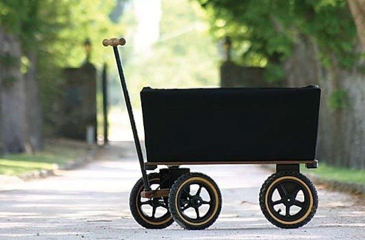 The Wagon garden cart from Atelier Tradewinds