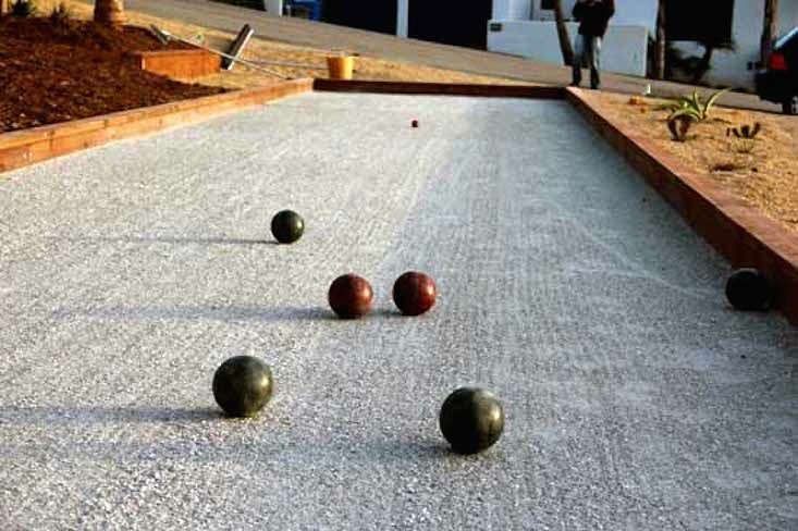 Hardscaping 101 Bocce Courts Gardenista