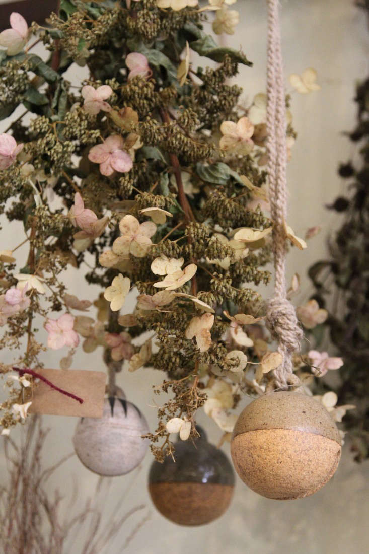 """When asked what flowers dry well, Susanne recommends a hands-on approach. All fresh flowers die eventually, she reminds customers, encouraging them to experiment and let themselves be surprised by the results: """"You've got nothing to lose."""""""