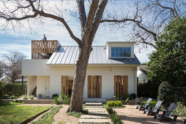 Outbuilding Of The Week Back Alley House By Tim Cuppett