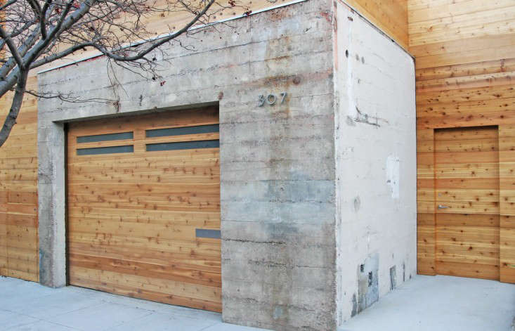 Concrete Block Garage Td Architecture Gardenista