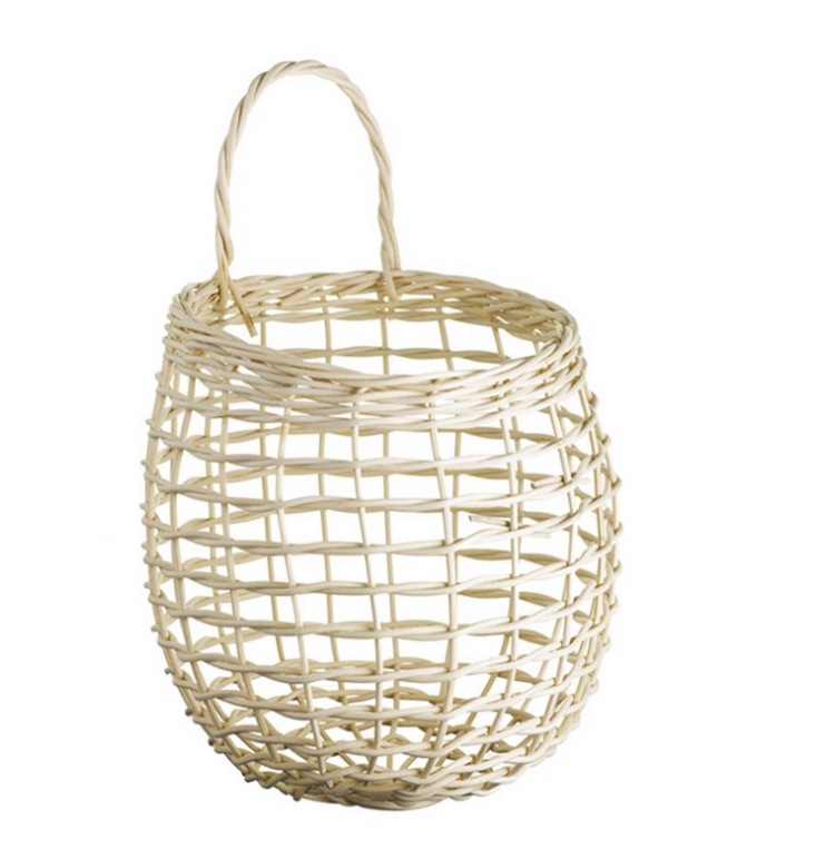 Above: Made Of Reed, A Shaker Onion Basket U201csmells Like A Hayride Through A  Forest On A Fall Day,u201d Says Alisa Grifo, Proprietor Of The Homewares Store  Kiosk ...
