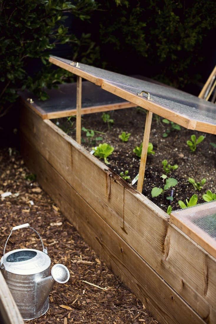 Hardscaping 101: Cold Frames - Gardenista