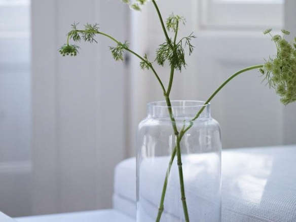 Glass Jar Vase