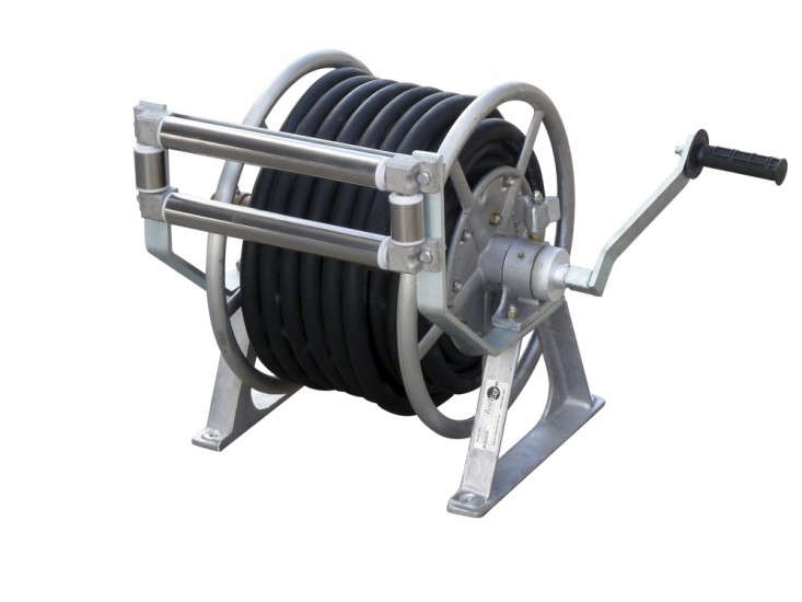 10 Easy Pieces: Crank Hose Reels