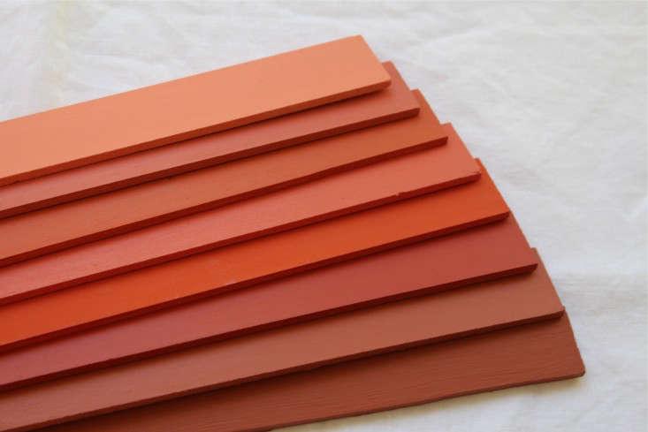 Above: From Top To Bottom, Eight Orange Paint Colors For A Front Door.  Pratt U0026 Lambertu0027s Painted Lady; Benjamin Mooreu0027s Golden Gate; Benjamin  Mooreu0027s Topaz; ...