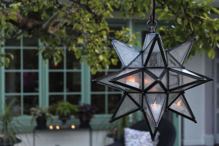 Contest Winner Moravian Star Pendant From Pottery Barn