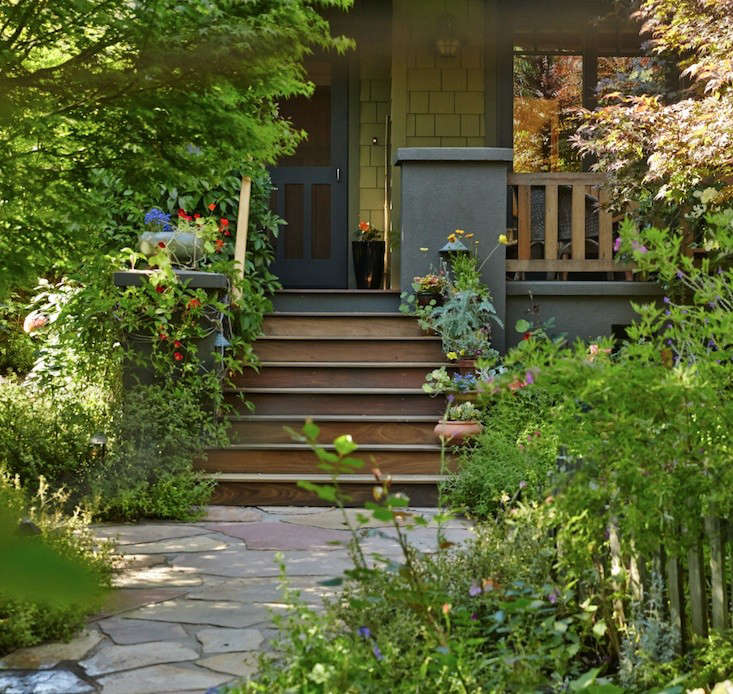 Front House Landscape Design Ideas: Lawn Begone: 7 Ideas For Front Garden Landscapes