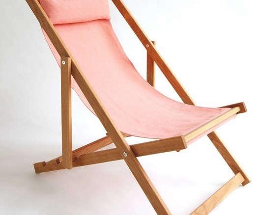 Honomalino Deck Chair