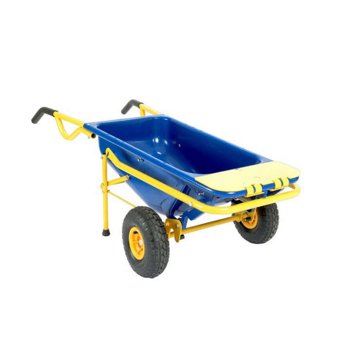 Above: A Collapsible Aluminum Transport Cart Has A Pair Of Extendable Legs  For Added Stability And Is U20ac490 From Manufactum. For US Shoppers, The Tipke  ...