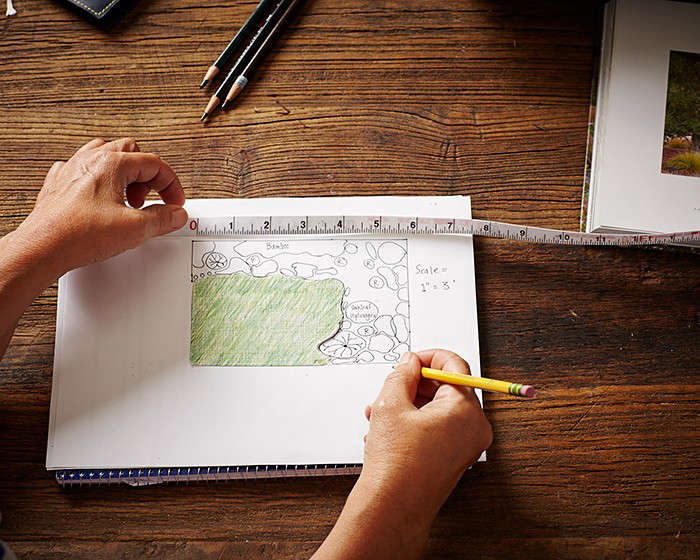 Gardening How To Draw A Garden Plan Gardenista