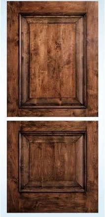 Custom Wood Dutch Exterior Door