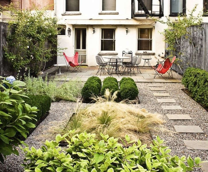 gravel gardens - Garden Design Trends 2015