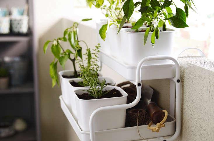 new from ikea 11 essentials for small space gardens gardenista - Ikea Garden