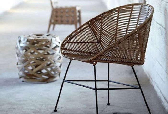 The Gardenista 100  Best Rattan Lounge Chairs - Gardenista 2b0c80192426c