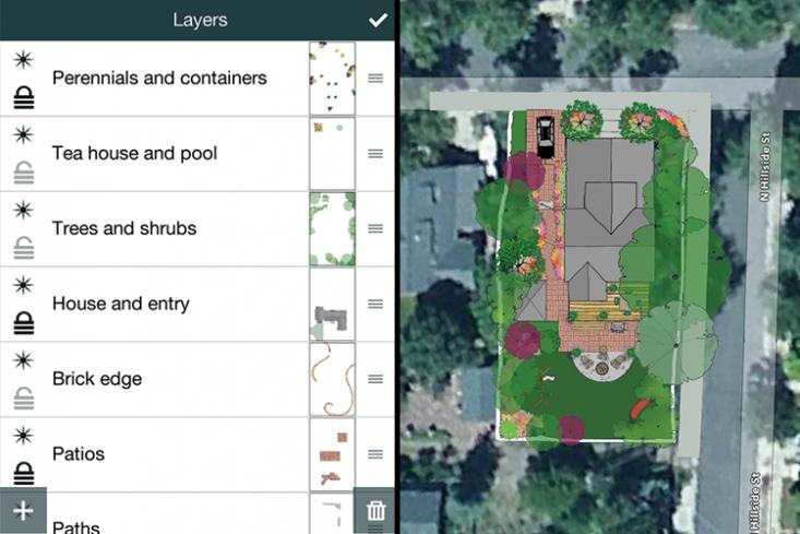 Mobile me a landscape design app that gets personal - Design my home app ...