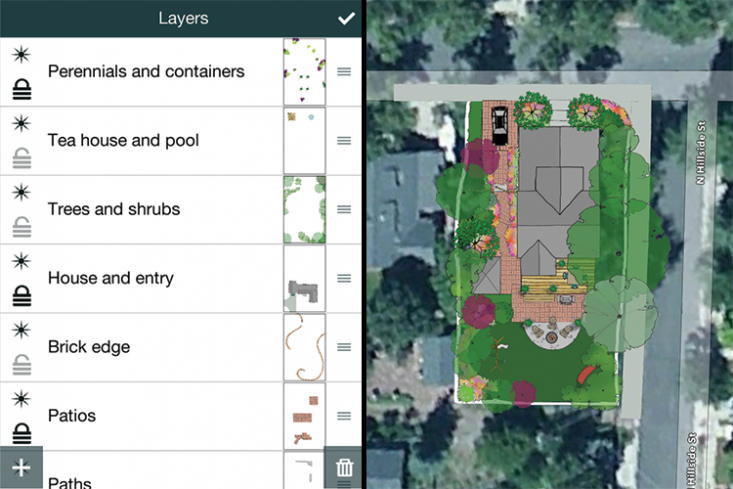 Mobile Me: A Landscape Design App That Gets Personal - Gardenista