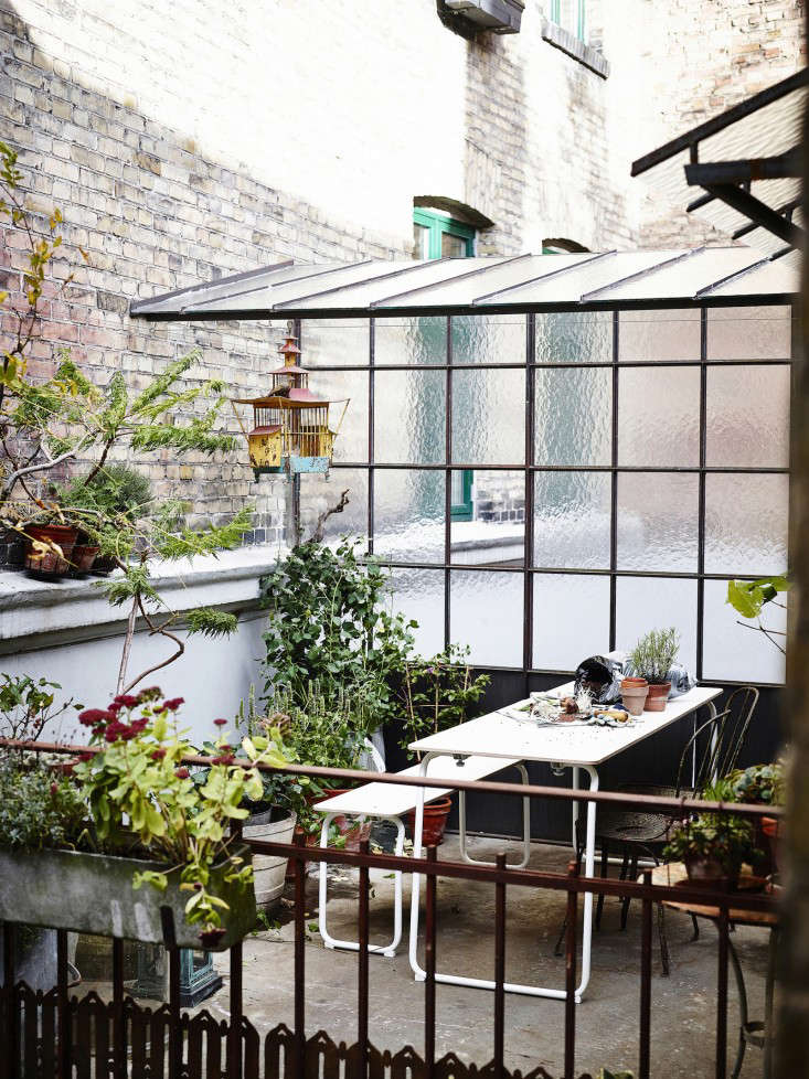 Steal This Look Urban Terrace Garden Gardenista