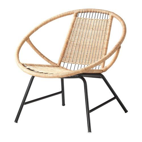 gagnet rattan chair. Black Bedroom Furniture Sets. Home Design Ideas