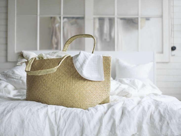 Ikea Nipprig Woven Basket Gardenista