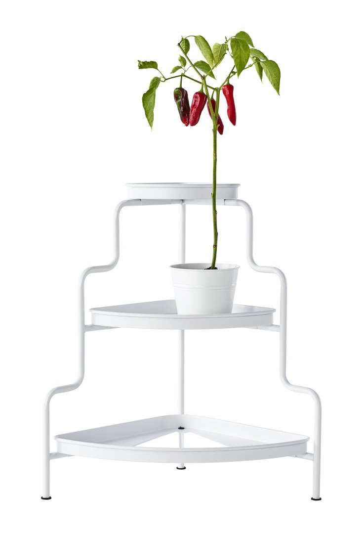 ikea plant stand new from ikea 11 essentials for small space gardens 11799
