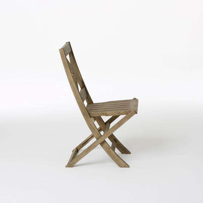 Folding Chairs For Spontaneous Summer Dinner Parties