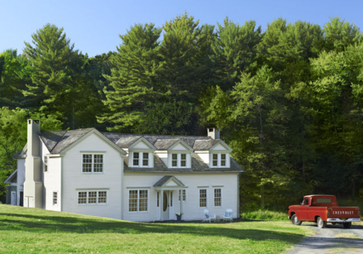 For more of this Catskills farm house remodel, see A Country House Reinvented by Jersey Ice Cream Co.