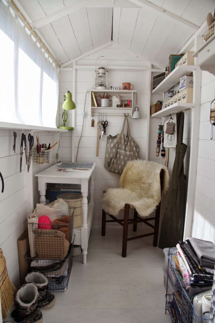 Outbuilding Of The Week Artemis Russell S Tiny Garden Shed