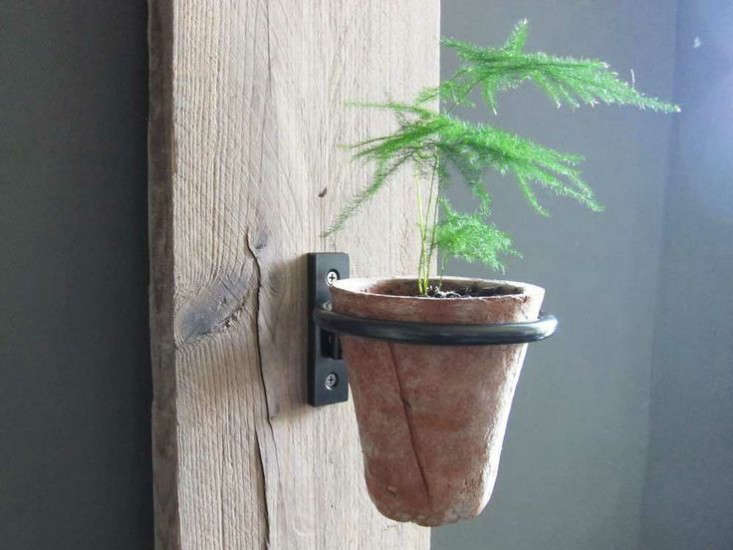 A Balcony-Style Planter for Indoors from MAKR - Gardenista