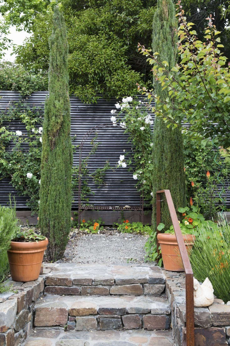 Landscape on a budget 10 quick fixes to add personality for Garden design mill valley