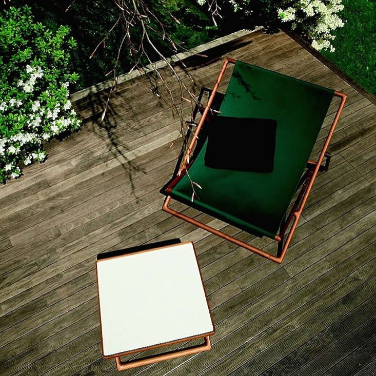 Made In Milan: Outdoor Furniture From Paola Lenti