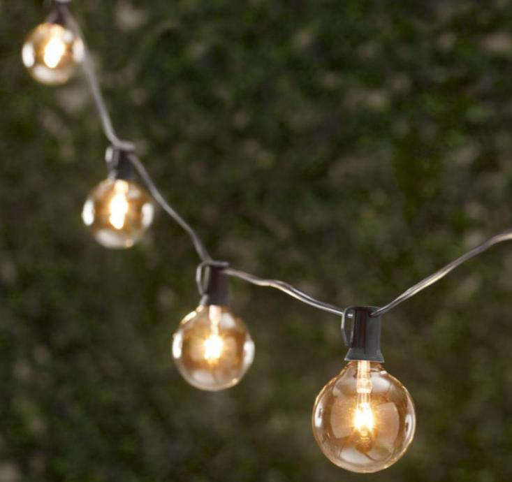 Nice 10 Easy Pieces: Cafe Style Outdoor String Lights