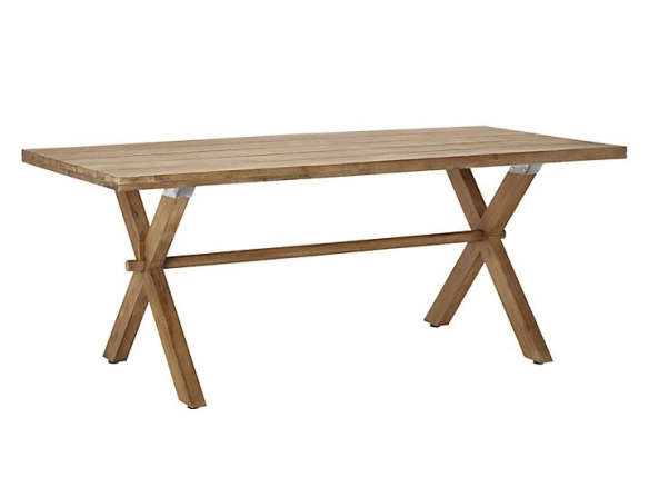 Awesome John Lewis Croft Collection Islay 6 Seater Dining Table Ibusinesslaw Wood Chair Design Ideas Ibusinesslaworg