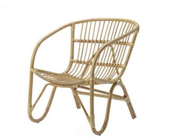 Hk Living Rotan Chair