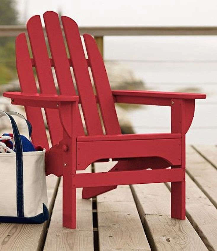& Folding Wooden Adirondack Chair