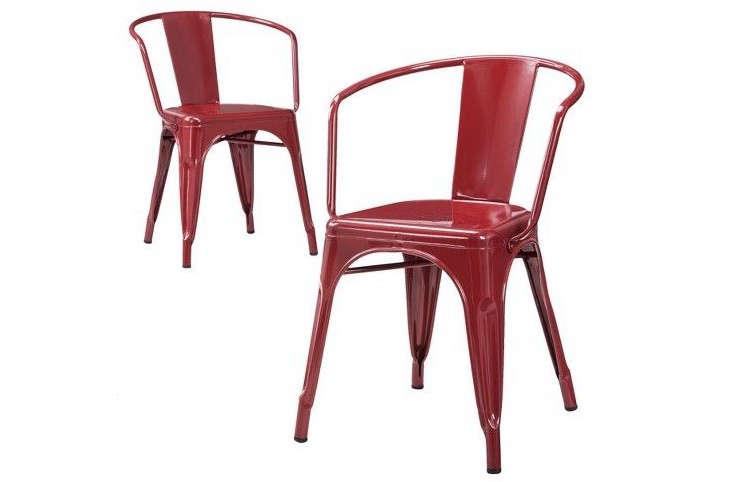 10 easy pieces red caf chairs gardenista rh gardenista com red cafe chairs for sale red cafe chairs paris