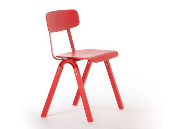 10 Easy Pieces Red Caf 233 Chairs Gardenista