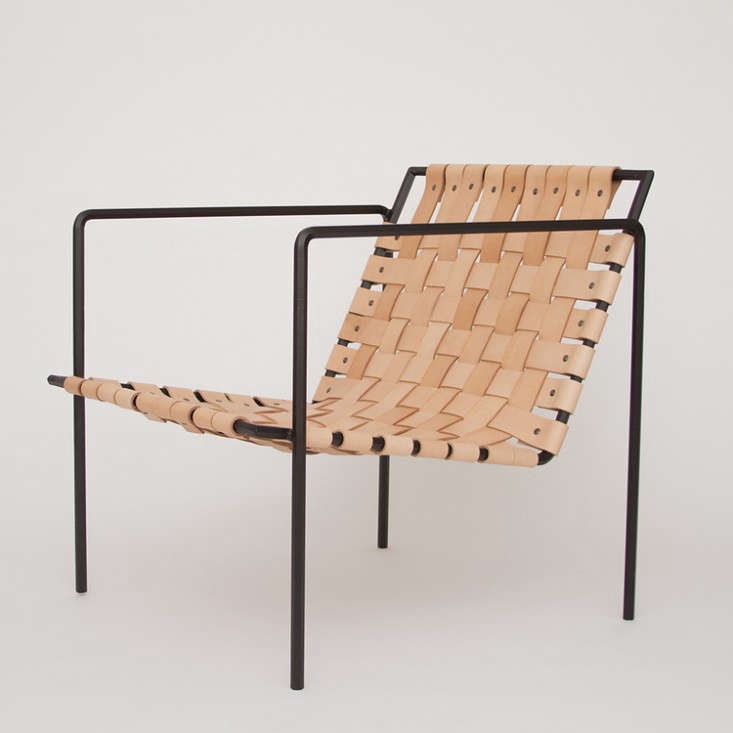 Fresh Bring Outdoor Style Inside: The Rod + Weave Chair by Eric Trine  TS66