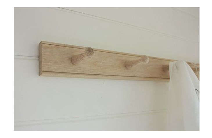 10 Easy Pieces Wooden Pegs And Hooks Gardenista