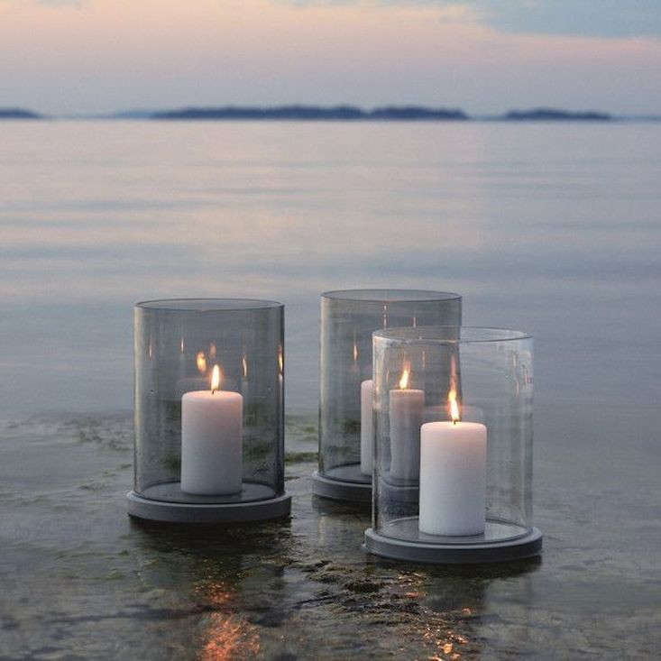 10 Easy Pieces Glass Hurricane Lanterns From High To Low Gardenista