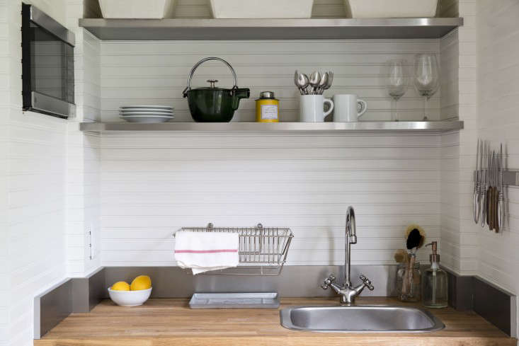 Steal This Look Guest Cottage Kitchenette By Ikea Gardenista